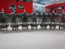 Ge Gl 5670 Vacuum Tubes Quantity 7 - Measured Strong on Amplitrex