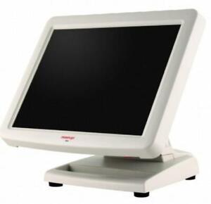 Posiflex KS-6812 POS Kasse / All in One / Intel Atom /  Touchscreen 2GB / 500 GB
