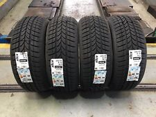 X4  205 55 16  205/55R16 94H RIKEN SNOWTIME WINTER TYRES MADE BY MICHELIN
