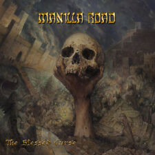 Manilla Road : The Blessed Curse/After the Muse CD (2015) ***NEW***