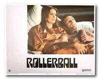 """Rollerball"" Original 11x14 Authentic Lobby Card 1975 Photo James Caan Addams"