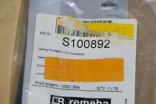 REMEHA S100892 DICHTUNG ABGASFÜHRUNG KONDENSATSAMMLER PAKKING ROOKGASAFVOUR NEU