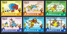 Anguilla Scott 492-500 1c, 3c, 4c, 5c, 7c, 9c, 10c, $2.50 and $3 Disney Characte