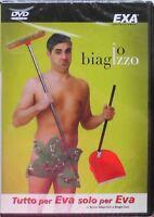 Biagio Izzo : Tutto Per Eva Solo Per Eva DVD Nuovo Sigillato - Teatro