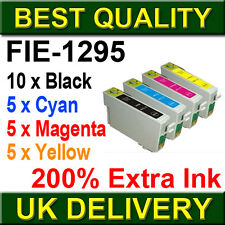 25 Ink Cartridges for WF-3010DW WF-3520DWF WF-3540DTWF WF-7015 WF-7515 WF-7525