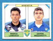 CALCIATORI PANINI 1993-94 Figurina-Sticker n. 421 -LANDUCCI#MEZZANOT-BRESCIA-New