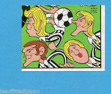 FIGURINA PANINI 1972/73-n.150- JUVENTUS - PROSDOCIMI - 4/4 -Rec