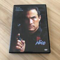 "DVD ""NICO"" / avec Steven Seagal (1988)"