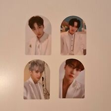 Pentagon WE:TH Official Photocards (Wooseok, Hui, Yanan & Yeo One)