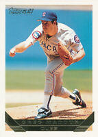 Greg Maddux 1993 Topps #183 Gold Chicago Cubs Baseball Card