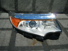 FORD EDGE HEAD LIGHT LAMP XENON OEM 2011 2012 2013 2014 RH