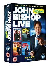 John Bishop Live: Box Of Laughs [2016] (DVD)