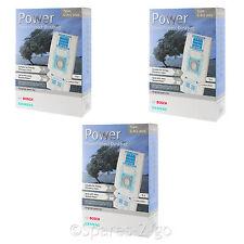 ORIGINALE Bosch Tipo G Megafilt Sacchetti per aspirapolvere + Filtro Hoover Bag X 15