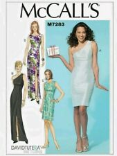 MCCALL'S 7283 MISSES Dresses Sewing Pattern Size A5