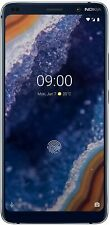 "Nokia 9 PureView 5.99""  Android Unlocked Smartphone 60MP 6GB 128GB Storage Blue"