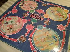 Littlest pet shop board game spinner and tokens The Race Is On
