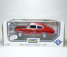 Opel Kadett B Rallye 1900 1.9 1967-1973 rot schwarz red black Revell 08490 1:18