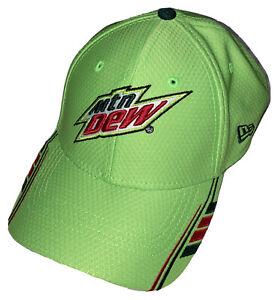 NWT New Era 9Forty Chase Elliott #9 Snapback Mtn Dew Green Hendrick NASCAR OSFA