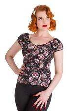 Rockabilly Casual Blouses for Women