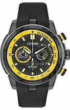 CITIZEN MATT KENSETH LIMITED EDITION ECOSPHERE WATCH #CA4159-03E BNIB SAVE$ F/SH
