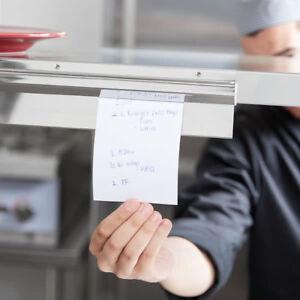 "18"" 24"" 36"" 44"" Kitchen Restaurant Ticket Check Rod Order Holder Bar Slide Rail"