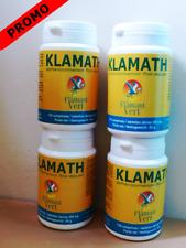 "4 Boites de Klamath AFA Flaman Vert en comprimé ( ""spiruline""  ""chlorella"")"