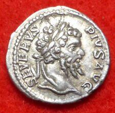 Victory Denarius of Septimus Severus