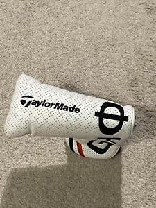TaylorMade Ghost Tour Blade Putter Cover - White - Lovely Shape