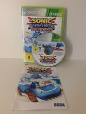 Sonic All - Stars Racing Transformed Classics - [Xbox 360] [video game]