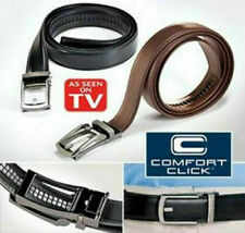 "Comfort Click Belt For Men Automatic Lock Belt 28""-46"""