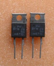 BYW 29 50  Super Fast Rectifiers ( x2 )