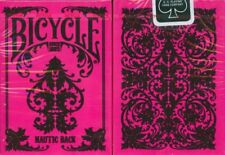 Bicycle Nautic Back Playing Cards in Pink Limited Edition made in USA 1 Deck
