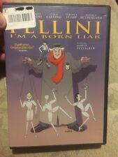 Fellini Im a Born Liar (DVD, 2003)