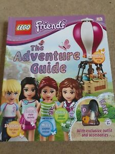 Lego Friends Book The Adventure Guide