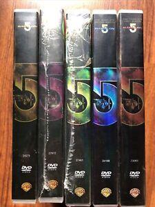 Babylon 5 - Complete Series 1-5 - DVD Sets