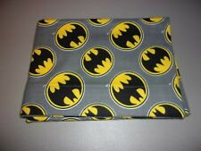 1-Unique Batman Symbol Standard Size Pillowcase Soft, New & Handmade!