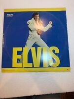 ELVIS PRESLEY ELVIS 2X VINYL LP ALBUM 1973 RCA VICTOR HOUND DOG, DON'T BE CRUEL