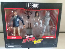 Hasbro Marvel Legends Series: X-Con Luis And Ghost Action Figure Pack NEW  NISB