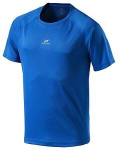 Pro Touch Martin II Blau Fitness Shirt Laufshirt Running Shirt
