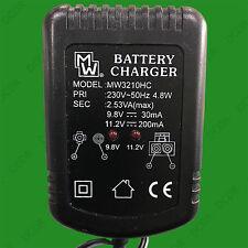 1x 200mAh Intelligent Airsoft Battery Charger, 9.8VDC - 11.2VDC Ni-Cd / Ni-MH