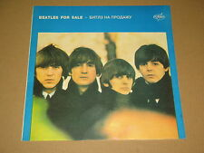 "THE BEATLES ""For Sale""  - press AnTrop Russia RARE  LP NM"