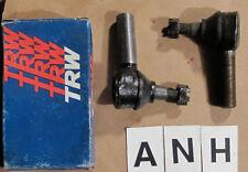 1961 1962 1963 1964 1965 1966 Chevrolet Tie Rod Ends ~ 2431333 & 2431334 ~ ES258