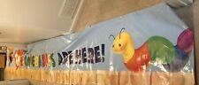 Rare 1998 Beanie Babies McDonalds Outdoor Banner Sign 34�x240� 2ft x 20ft