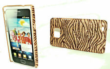 Design G Handy Hülle Back Cover für Samsung i9100 Galaxy S2 + Displayschutzfolie