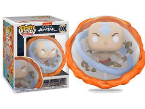 Funko Pop! Animation: Avatar the Last Airbender: Aang(Avatar State) #1000 NIB cZ