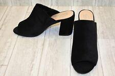 Sbicca Access Heel Sandal - Women's Size 9, Black