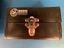 BIRD 43 Leather Case For 12 Wattmeter Elements