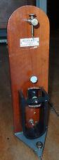 appareil instrument galvanomètre à miroir RADIGUET&MASSIOT 1900's