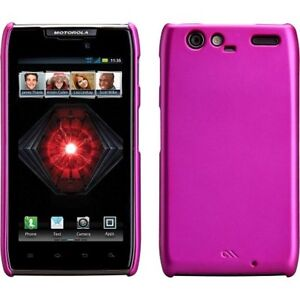Case-Mate Barely There Pink Case Cover For Motorola Droid Razr MAXX CM020842