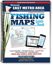 Minnesota East Metro Area Fishing Map Guide | Sportsman's Connection